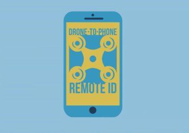 DJI PROPONE SISTEMA PARA IDENTIFICAR REMOTAMENTE A UN DRONE EN VUELO - DRONE TO PHONE REMOTE ID