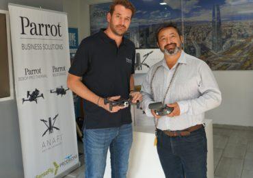 Entrevista a François Xavier Charbonnel - Representante Parrot Latinoamérica | Revista Drone Chile
