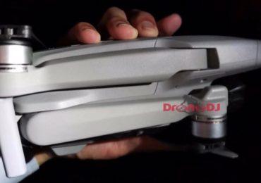 Se filtran imágenes de un nuevo drone de DJI ¿Será el nuevo Mavic Air?