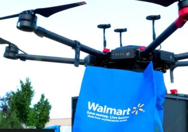 Walmart lanza un plan piloto para entregas mediante drones